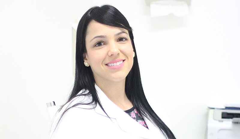 Nutricionista Juliana Roque Martins Pugliese